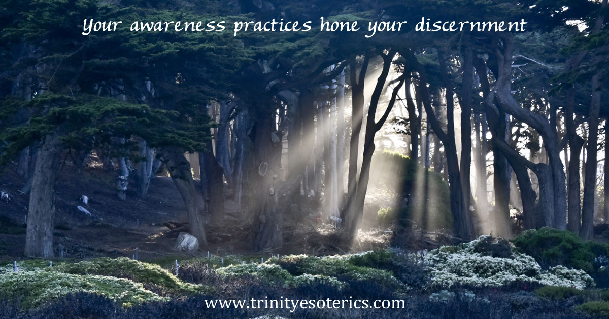 Your Awareness Practices